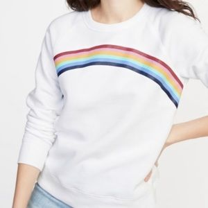Relaxed Rainbow graphic sweatshirt by old navy